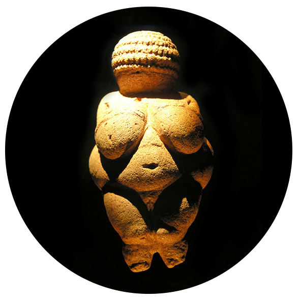 Venus of Willendorf, c. 28,000-25,000 B.C.E.